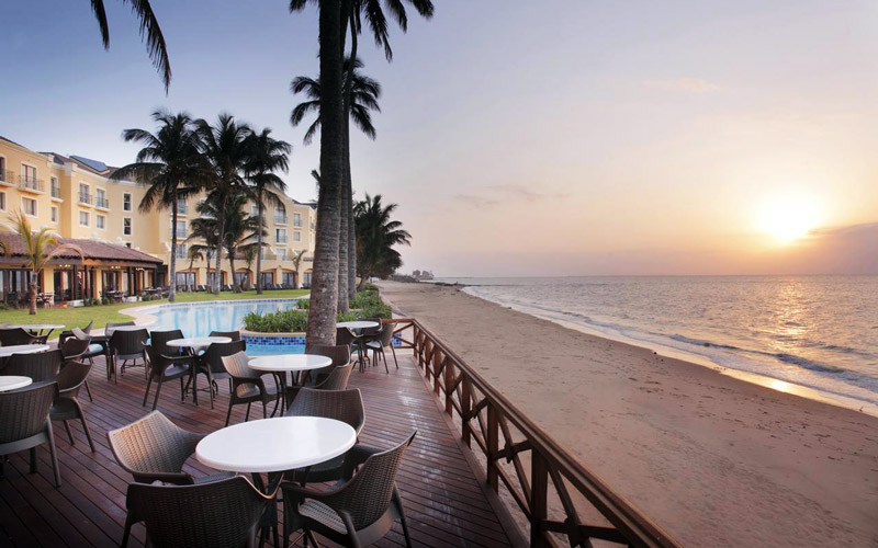 Southern Sun Maputo Hotel – 3 Nights