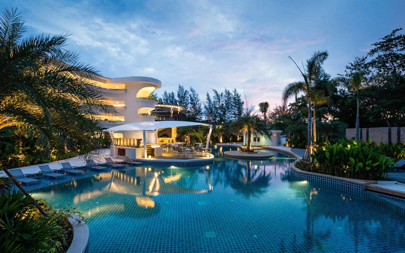 Sunset Beach Resort – 7 Nights