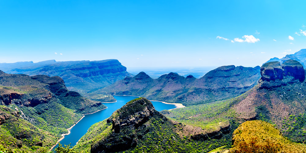 The Lowveld in Mpumalanga Province