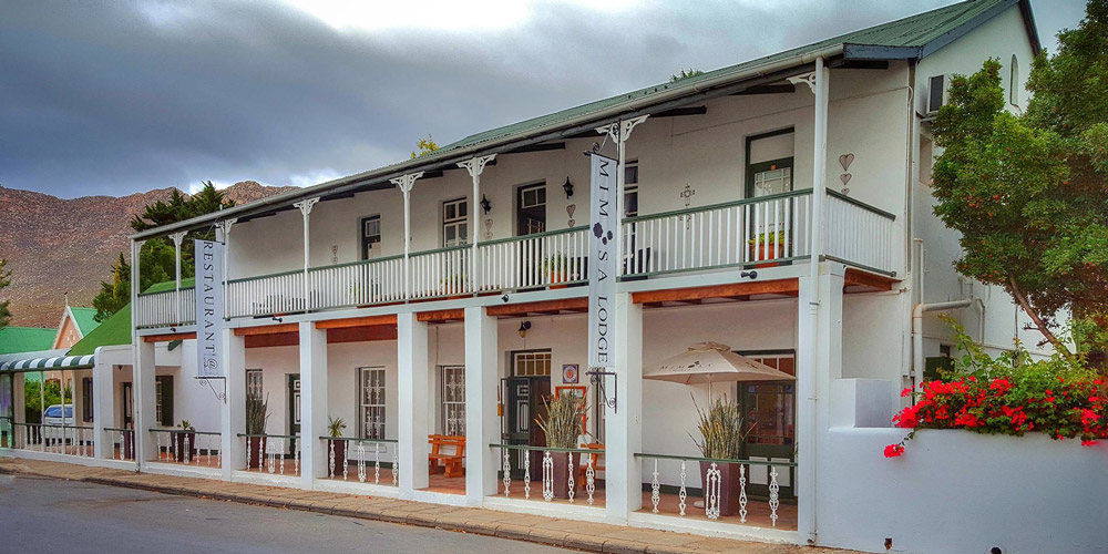 Mimosa Lodge in Montagu