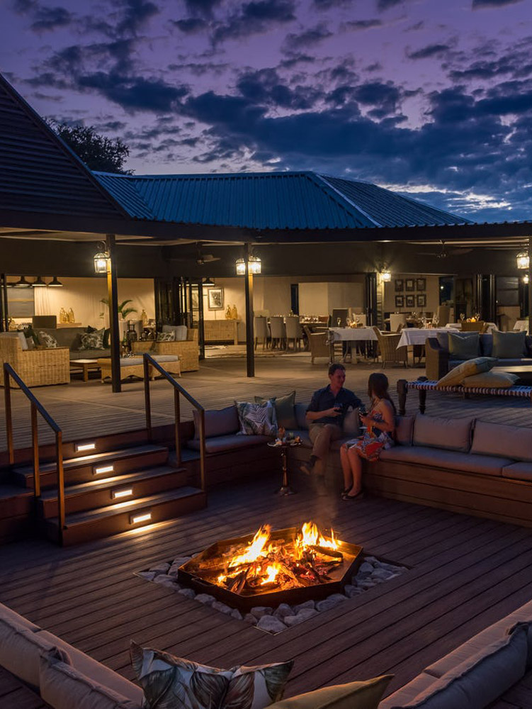 Old Safari Lodge